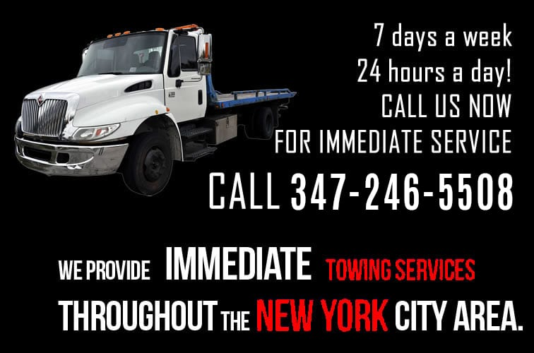 towing service ny banner
